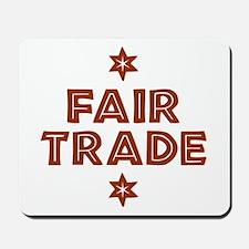 Activism - Fair Trade Mousepad