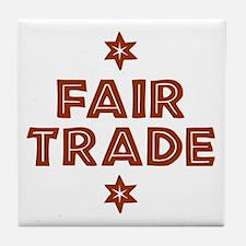 Activism - Fair Trade Tile Coaster