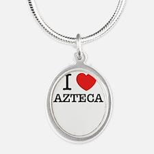 I Love AZTECA Necklaces