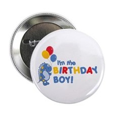 "the birthday boy 2.25"" Button"