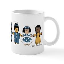 Dolls spoken here Mug