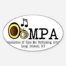 OOMPA w/ venue Decal