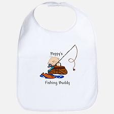 Poppy's Fishing Buddy Bib