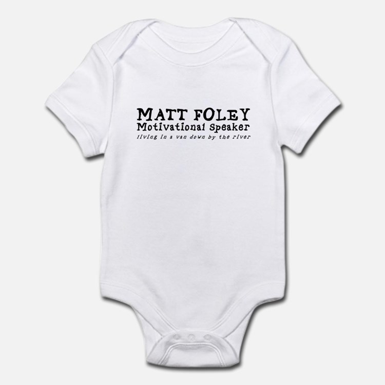 Matt Foley Infant Creeper
