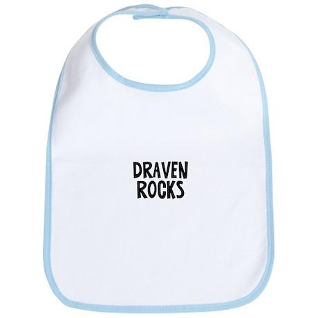 Draven Rocks Bib