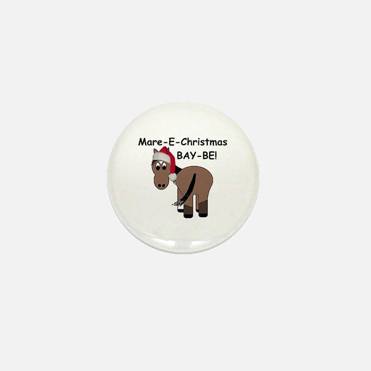 Mare-E-Christmas BAY-BE! Mini Button