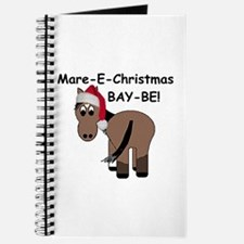 Mare-E-Christmas BAY-BE! Journal