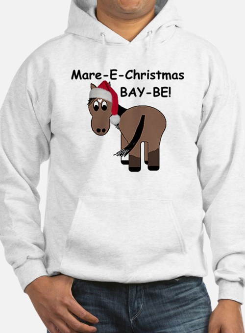 Mare-E-Christmas BAY-BE! Hoodie