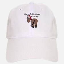 Mare-E-Christmas BAY-BE! Baseball Baseball Cap