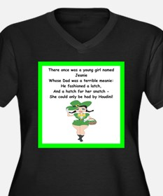 limerick Plus Size T-Shirt