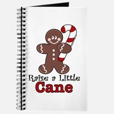 Raise Cane Gingerbread Christmas Journal