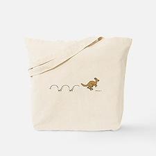 Boing Boing Kangaroo Tote Bag