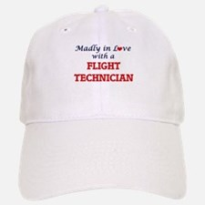 Madly in love with a Flight Technician Baseball Baseball Cap