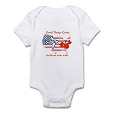 Unique China adoption Infant Bodysuit
