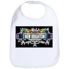 New Brighton (Black) Bib