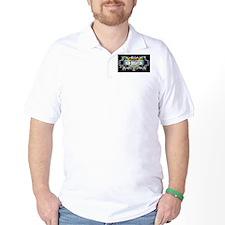 New Brighton (Black) T-Shirt