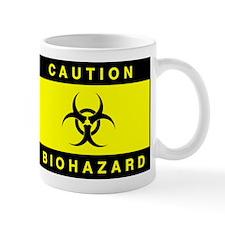 Biohazard Small Mug