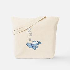 Sleeping Koala Tote Bag