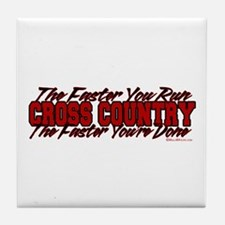 The Faster You Run, The Faster You're Done Tile Co
