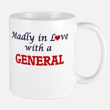 Madly in love with a General Mugs