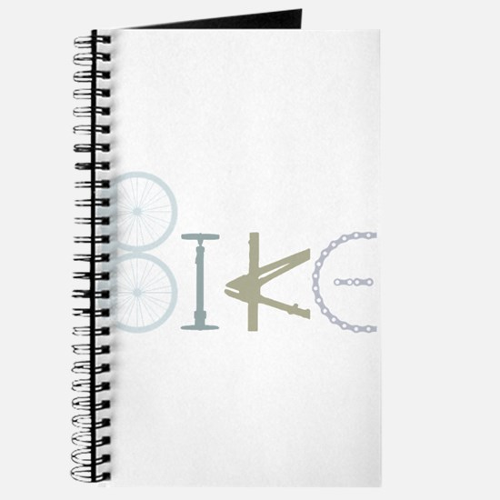 Bike Word from Bike Parts Journal