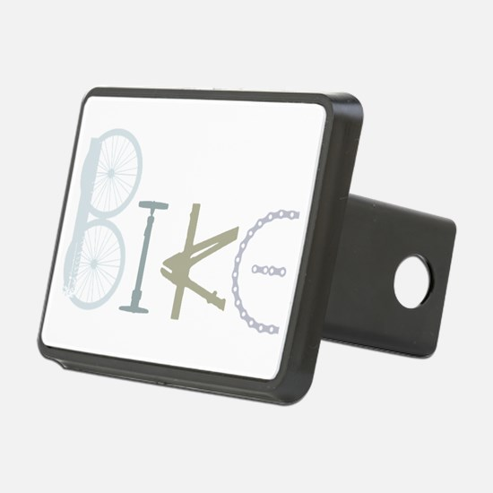 Bike Word from Bike Parts Hitch Cover