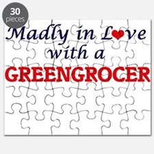 Madly in love with a Greengrocer Puzzle