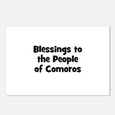 Blessings to the People of Co Postcards (Package o