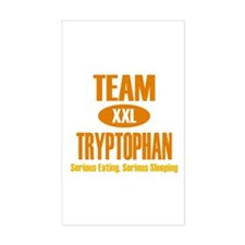 Team Tryptophan Rectangle Decal
