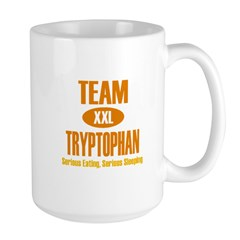 Team Tryptophan Mug