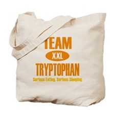 Team Tryptophan Tote Bag
