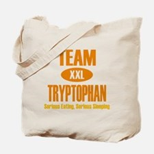 Team Tryptophan Tote Bag