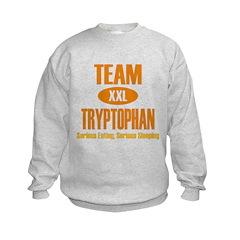 Team Tryptophan Sweatshirt
