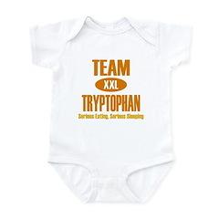 Team Tryptophan Infant Bodysuit
