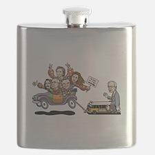 DNC Primary '16 Flask