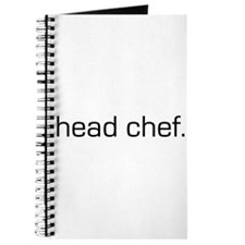 Head Chef Journal