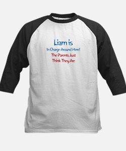 Liam Is In Charge Tee