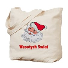 Polish Santa Tote Bag