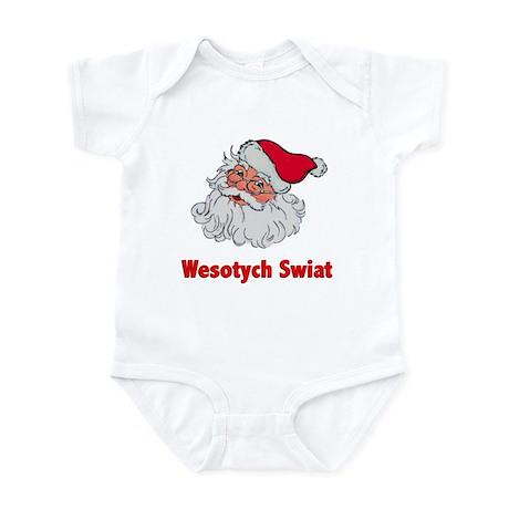 Polish Santa Infant Bodysuit