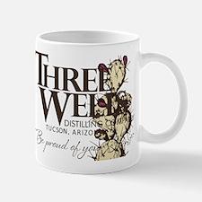 Mug With Prickly Pear Cactus Mugs