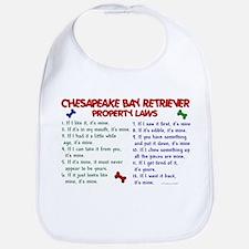 Chesapeake Bay Retriever Property Laws 2 Bib