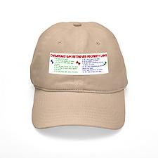 Chesapeake Bay Retriever Property Laws 2 Baseball Cap