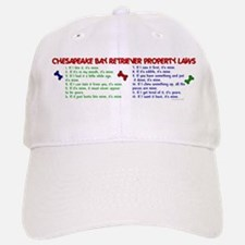 Chesapeake Bay Retriever Property Laws 2 Baseball Baseball Cap