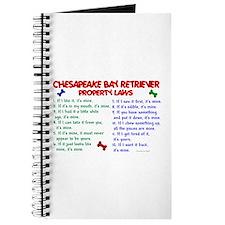 Chesapeake Bay Retriever Property Laws 2 Journal