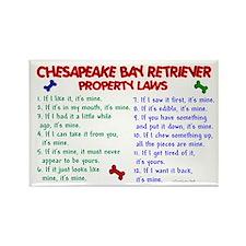 Chesapeake Bay Retriever Property Laws 2 Rectangle