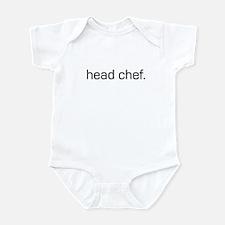Head Chef Infant Bodysuit