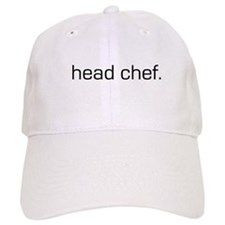 Head Chef Baseball Cap