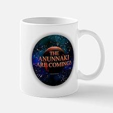 Anunnaki are Coming Mugs