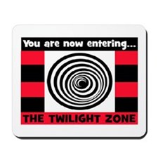 YOU ARE NOW ENTERING #2 Mousepad