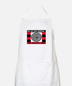 YOU ARE NOW ENTERING #2 Apron